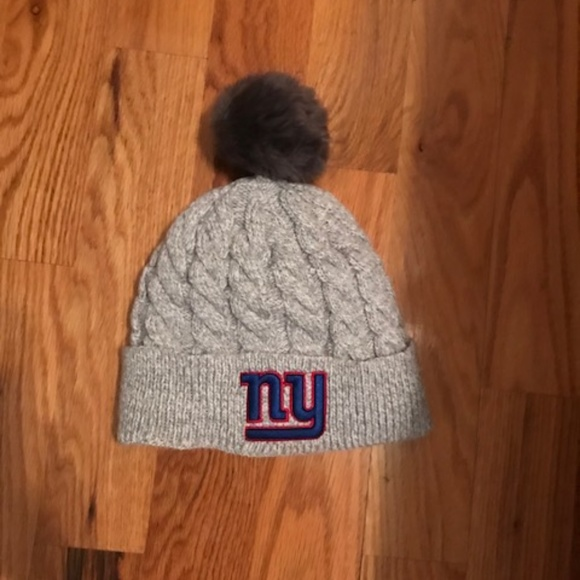 eef98ff4afb NFL Accessories - NY Giants Winter Hat - Womens